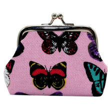 Butterfly Coin Purse Clutch
