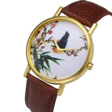 Women watches Pattern Fashion  Watches In5 Colors