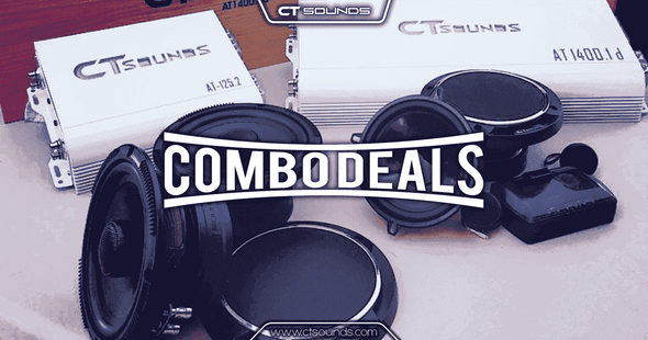 CT Sounds Combo Deals