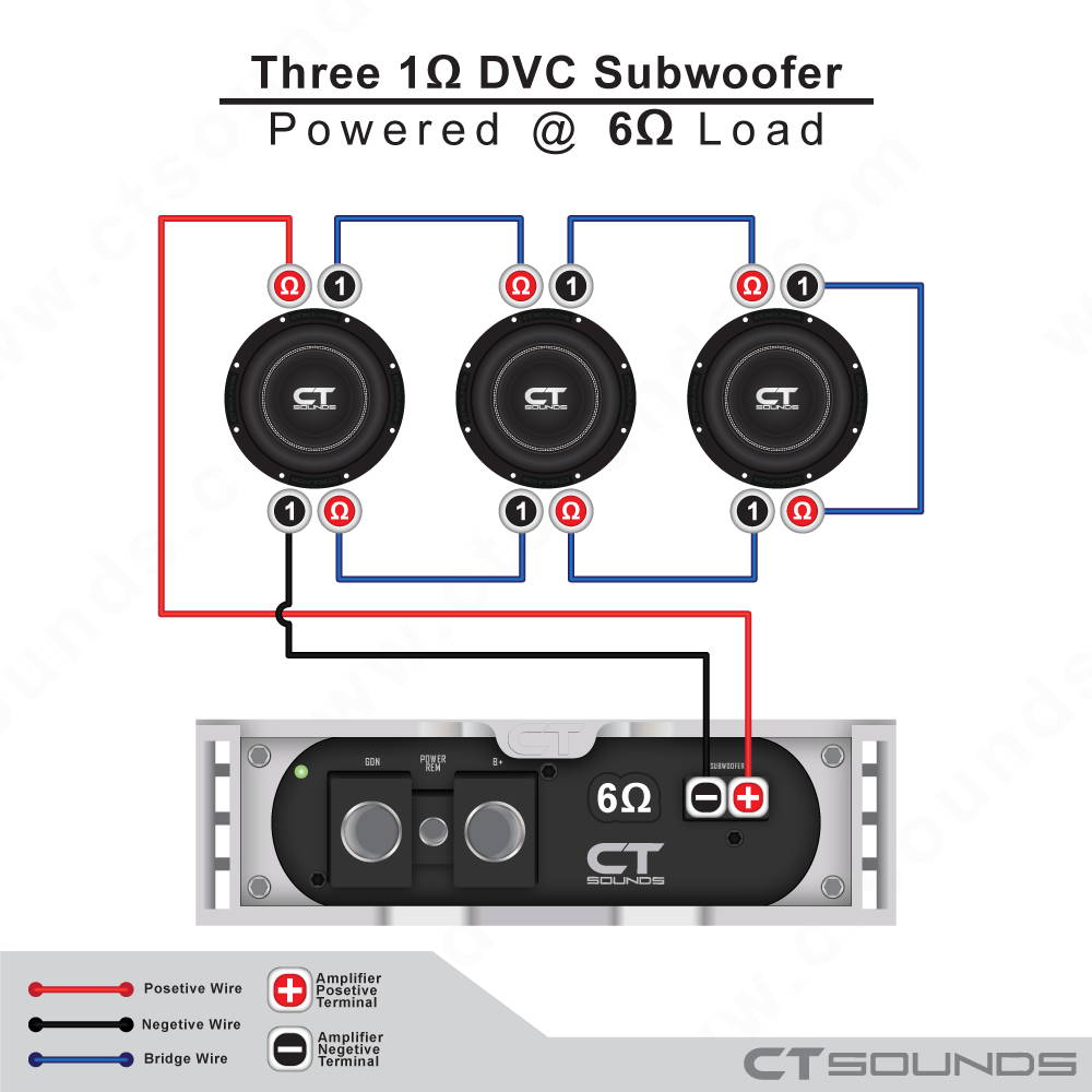 3_1oh_dvc_subwoofer_6oh_load Subwoofer Wiring Calculator on