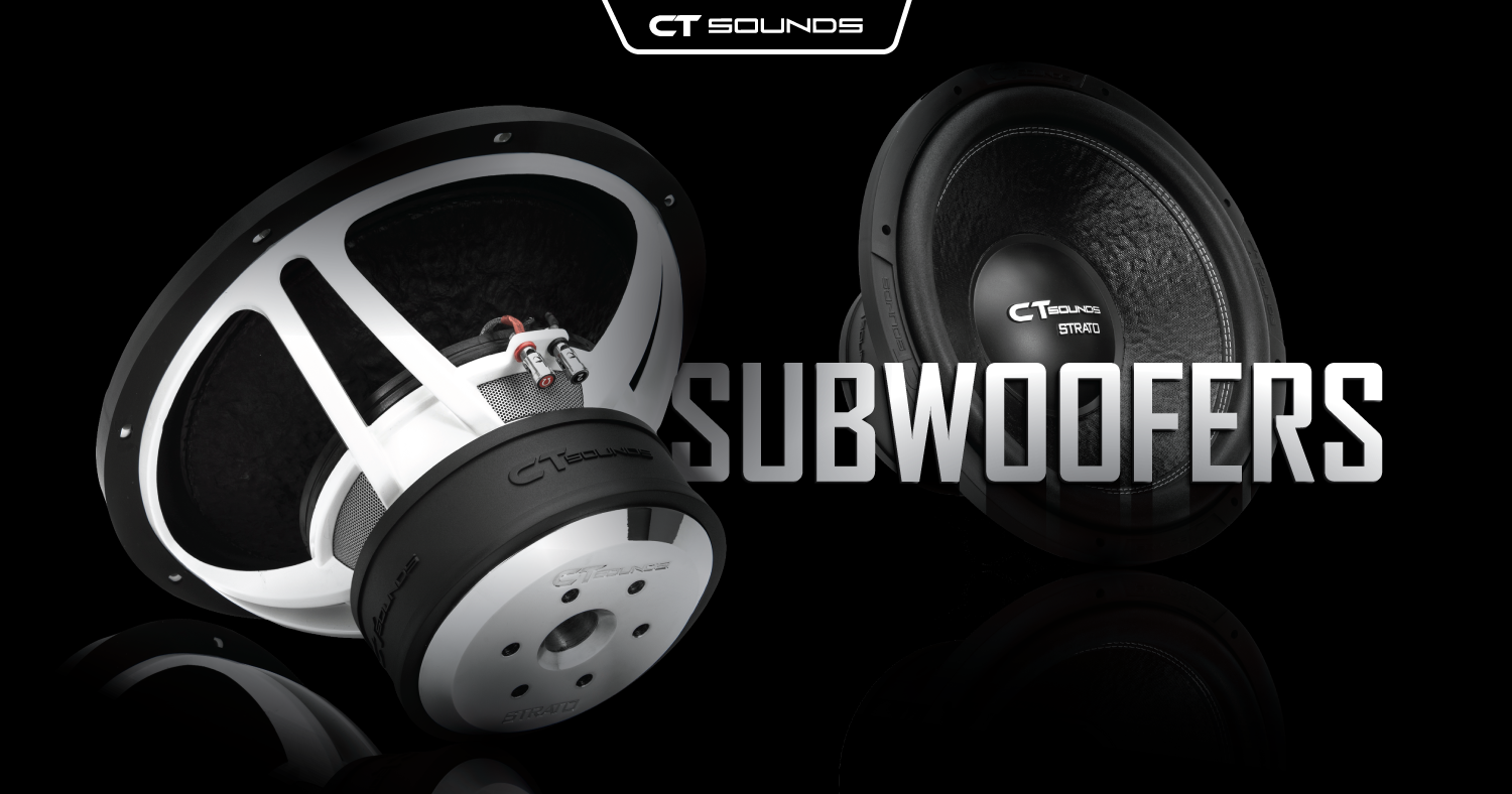 Best Car Audio Systems Online Ct Sounds Jl 500 1 Wiring Subwoofers
