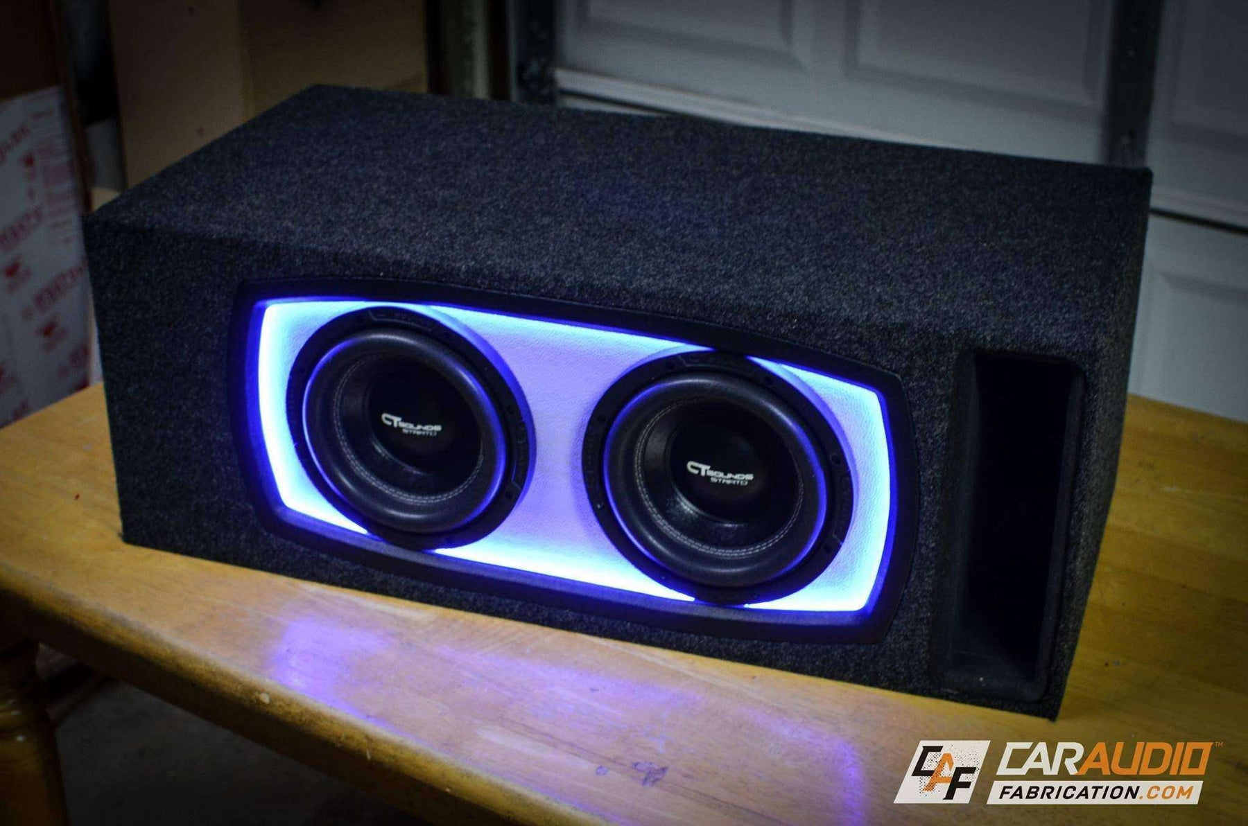 """Subwoofer Box Calculator >> CT Sounds 