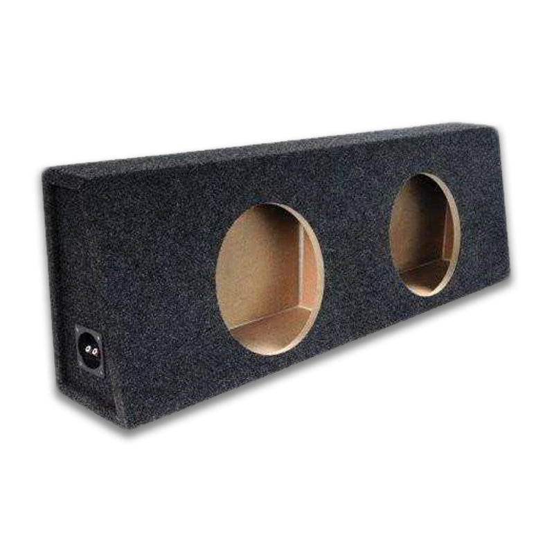 12-Inch Dual Sealed Truck Enclosure 02 Subwoofer Box- CT Sounds Car Audio