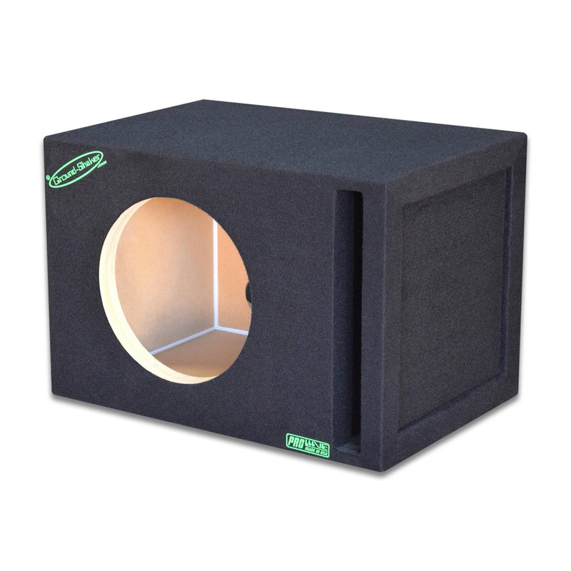 12 Inch Reinforced Ported Box 12 Inch Subwoofer Box- CT Sounds Car Audio