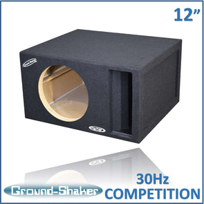 12 Inch 30 Hz Ported Box 12 Inch Subwoofer Box- CT Sounds Car Audio