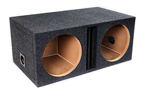 12-Inch Dual Ported Subwoofer Enclosure - CT SOUNDS