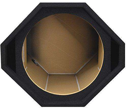 "15"" bass tube ported sub box Subwoofer Box- CT Sounds Car Audio"