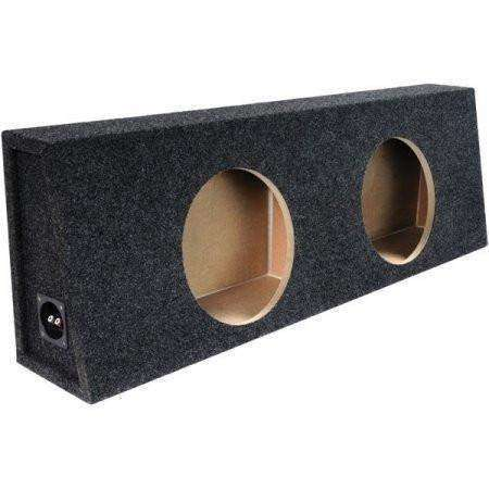 12-Inch Dual Sealed Truck Enclosure Subwoofer Box- CT Sounds Car Audio