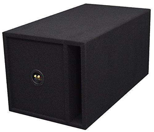 "15"" SINGLE VENTED SLOT PORTED SUB BOX - CT Sounds Car Audio"
