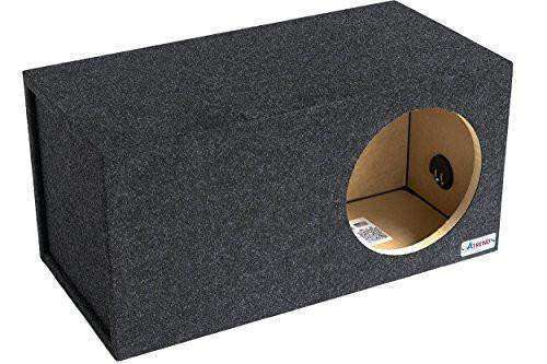 12-Inch Single Vented Subwoofer Enclosure - CT SOUNDS