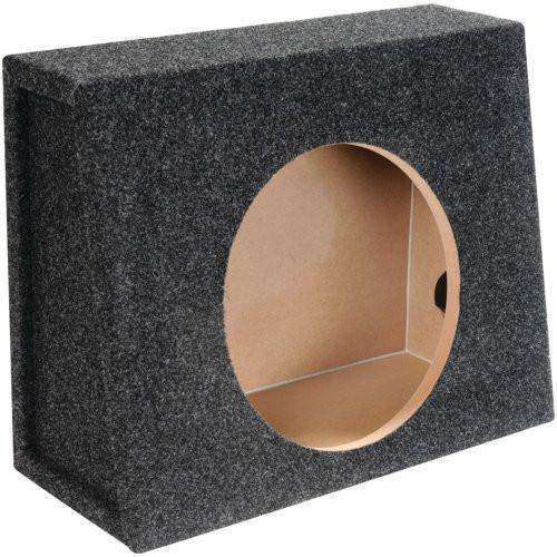 10-Inch Single-Sealed Truck Enclosure - CT SOUNDS