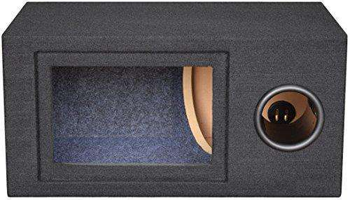 Single 10 Inch Ported Bandpass Box - CT Sounds Car Audio