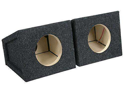 "6.5 Speaker Enclosure - Pair - 6 1/2"" - CT SOUNDS"