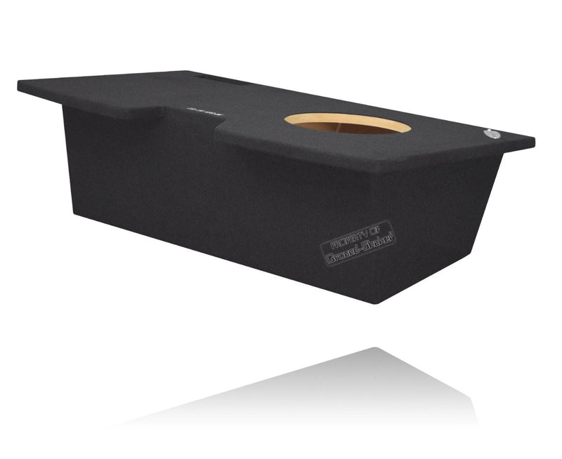 "Chevy Camaro 1993-2002 10"" Single Ported Sub Box Subwoofer Box- CT Sounds Car Audio"