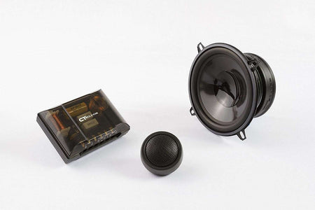 Product Return || Strato 5.25 Inch Component Speakers Speakers- CT Sounds Car Audio