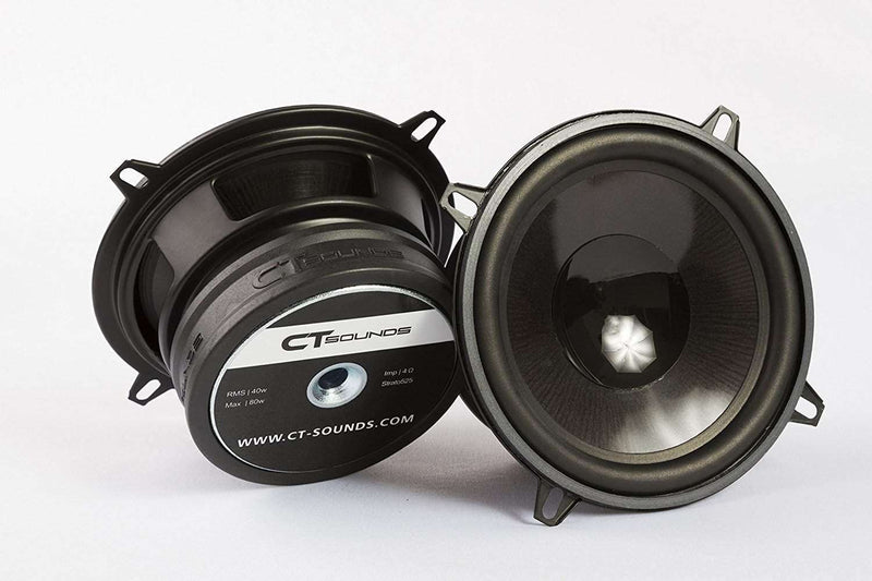 Product Return || Strato 5.25 Inch Component Speakers (Brand New - Working) Speakers- CT Sounds Car Audio