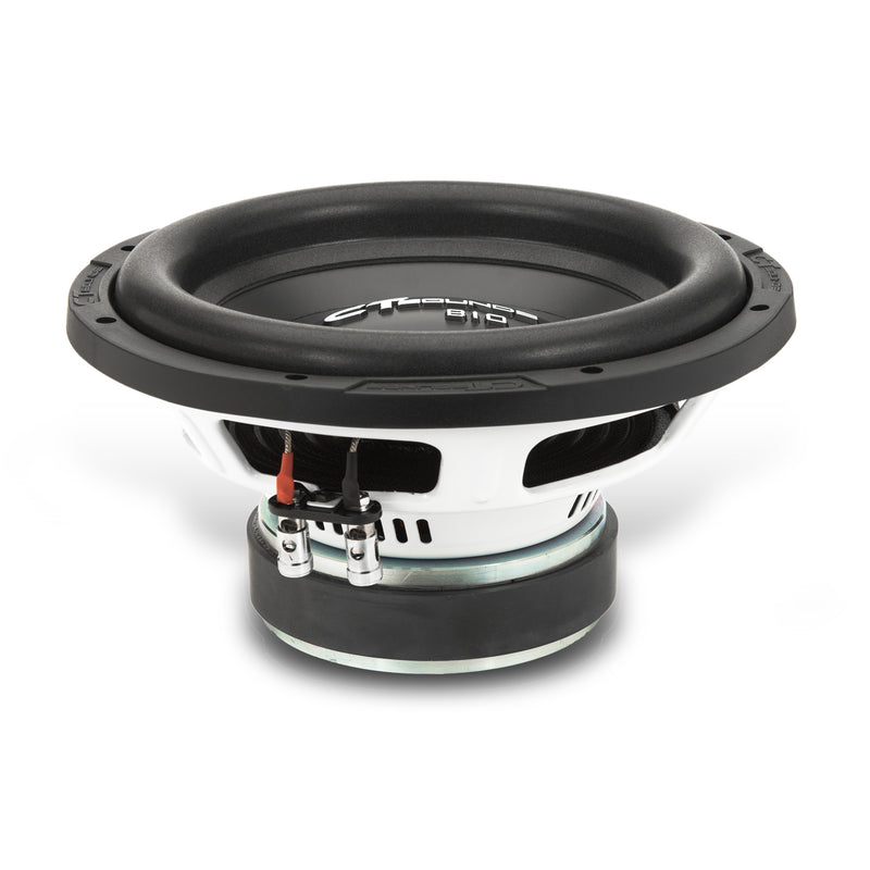 Bio 10 Inch D4 (300W RMS) 01 Subwoofers- CT Sounds Car Audio