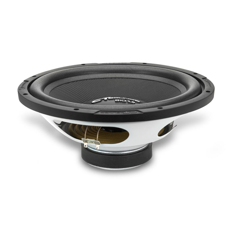 Bio 1.0 12 Inch Subwoofer Subwoofers- CT Sounds Car Audio