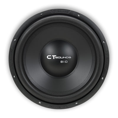 Bio 15 Inch D2 (400W RMS) 01 Subwoofers- CT Sounds Car Audio