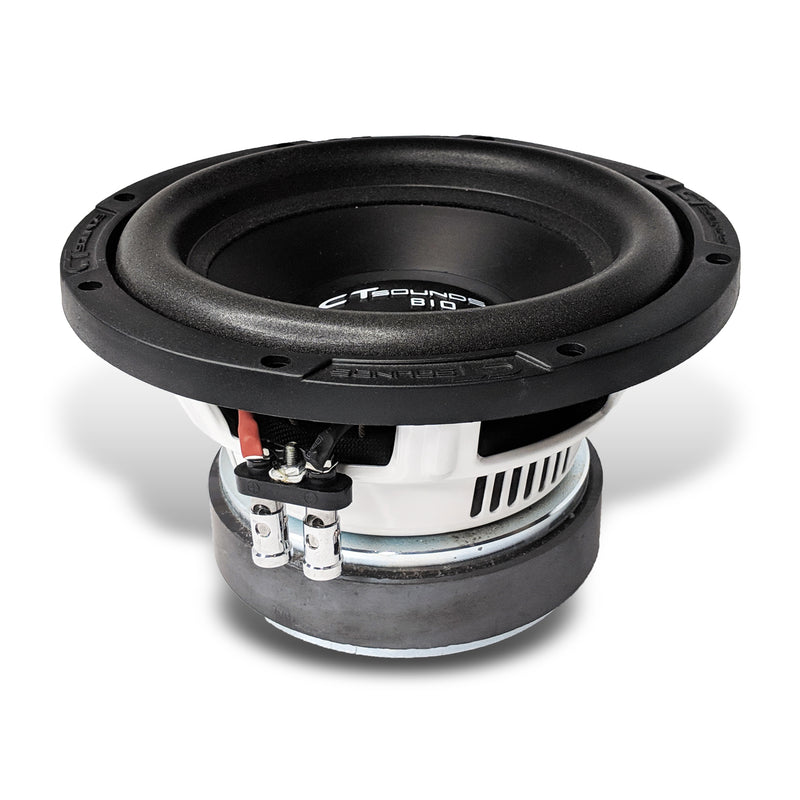 Bio 8 Inch D4 (250W RMS) 01 Subwoofers- CT Sounds Car Audio