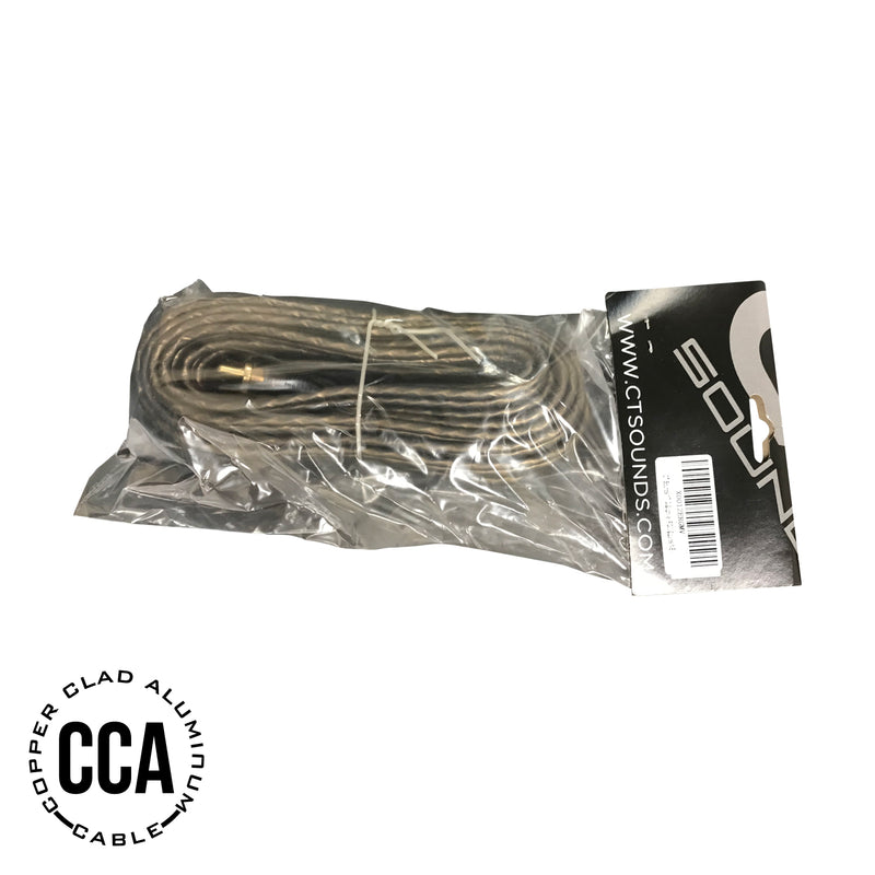 CCA - Basic 2-Channel RCA Cable (17 Feet)