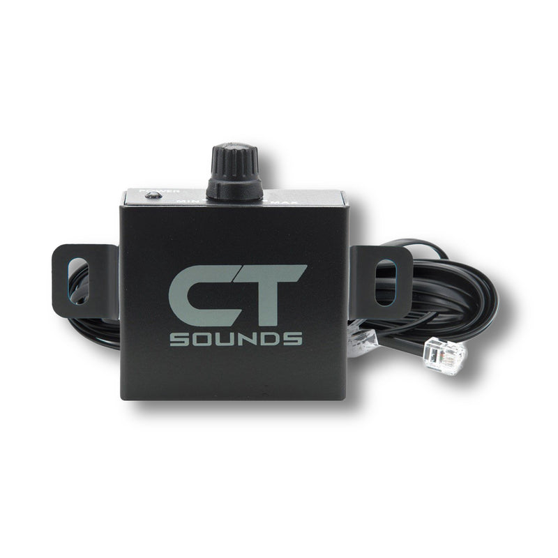 CT Sounds T Series Stock Bass Knob Bass Knob- CT Sounds Car Audio