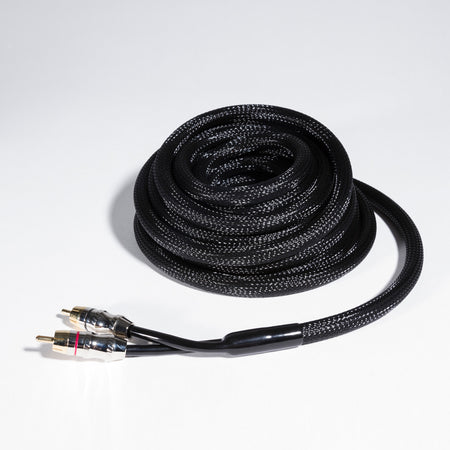 OFC - High Quality 2-Channel RCA (17 Feet) Wiring- CT Sounds Car Audio