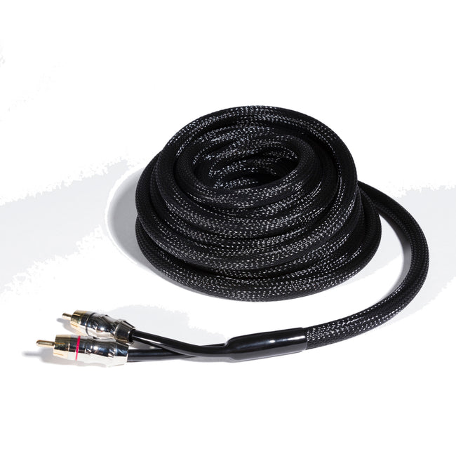 OFC - High Quality 2-Channel RCA (17 Feet) 05 Wiring- CT Sounds Car Audio