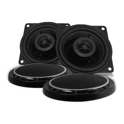 Strato 4 Inch Coaxial Speaker Set - CT SOUNDS