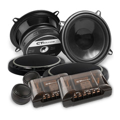 Strato 5.25 Inch Component Speakers Speakers- CT Sounds Car Audio