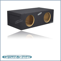 Dual 8 Inch Sealed Box - CT Sounds Car Audio