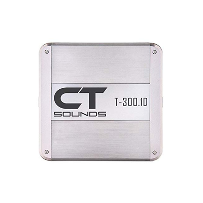 T-300.1D // 300 Watts RMS Monoblock Car Audio Amplifier - CT SOUNDS