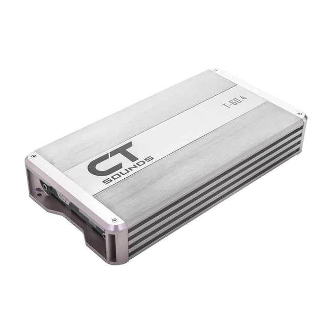 T-60.4 Amplifier Amplifiers- CT Sounds Car Audio