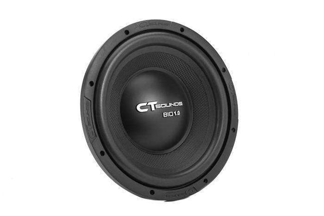 Bio 12 Inch V1.0 S4 (150W RMS) 01 Subwoofers- CT Sounds Car Audio