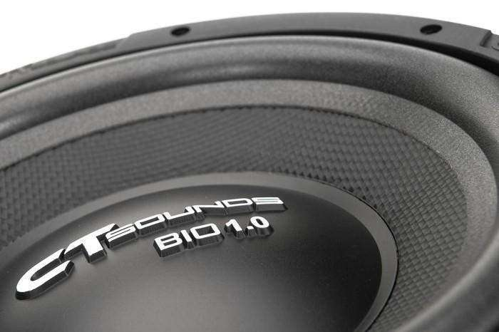 Bio 12 Inch V1.0 S4 (150W RMS) Subwoofers- CT Sounds Car Audio