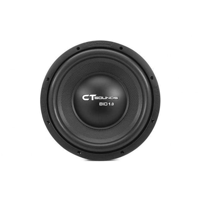 Bio 10 Inch V1.0 S4 (150W RMS) 01 Subwoofers- CT Sounds Car Audio