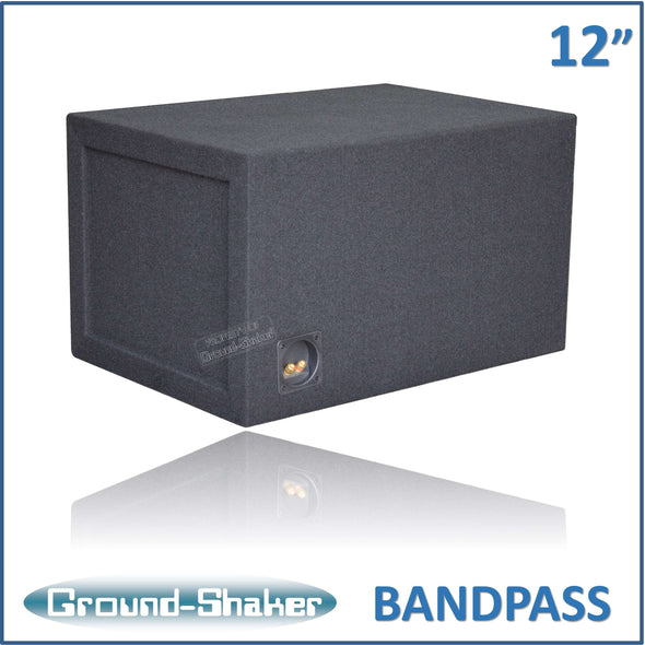 12 Inch Bandpass Box 12 Inch Subwoofer Box- CT Sounds Car Audio