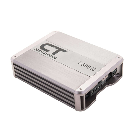 T-500.1D Monoblock Car Amplifier 500W Amp - CT SOUNDS