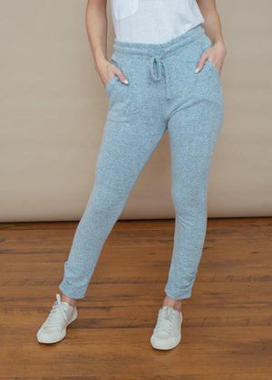 Z Supply Marled Ankle Pant ***FINAL SALE***-Hand In Pocket