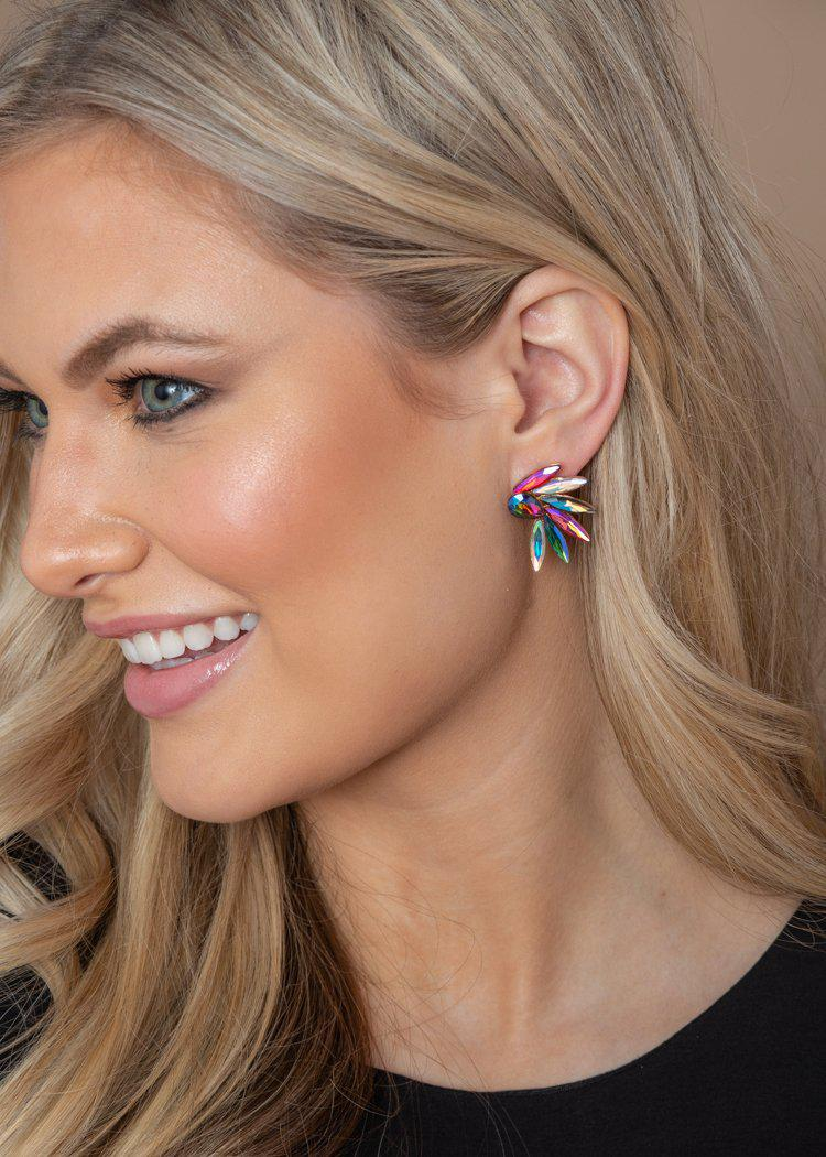 Chalong Rainbow Drop Earrings-Hand In Pocket