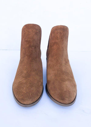 Coconuts by Matisse Pronto Bootie - Camel-Hand In Pocket