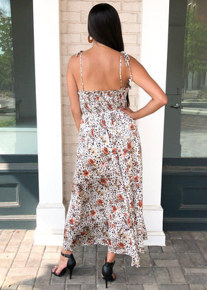 Buddy Love Dina Maxi Dress - Safari-***FINAL SALE***-Hand In Pocket