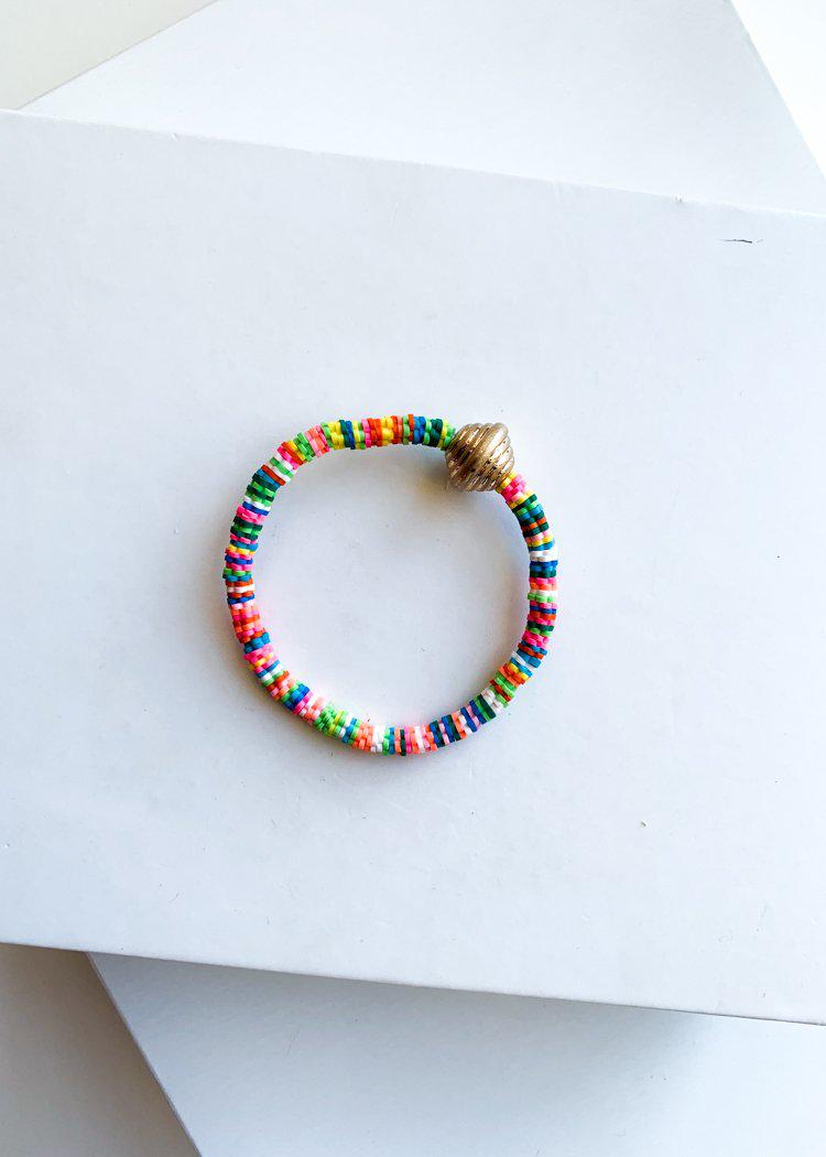 Blue Montego Bay Bracelet-Hand In Pocket