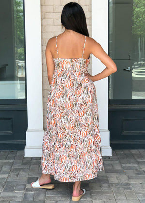 THML Fire Island Maxi ***FINAL SALE***-Hand In Pocket