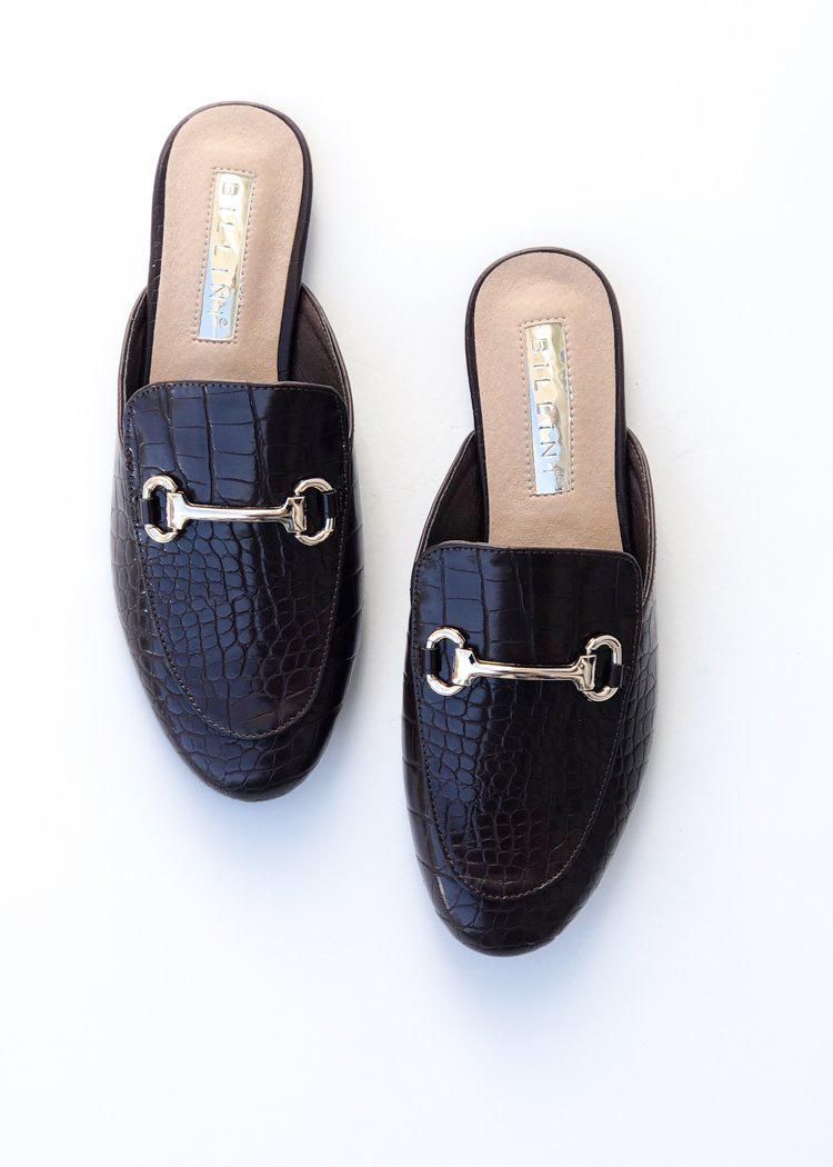 Billini Olivia Loafer Mule-Hand In Pocket