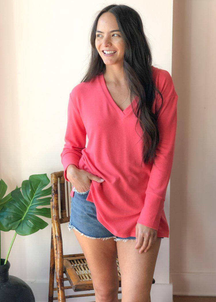 BB Dakota Off Duty Born to Chill Glow Pullover-***FINAL SALE***-Hand In Pocket