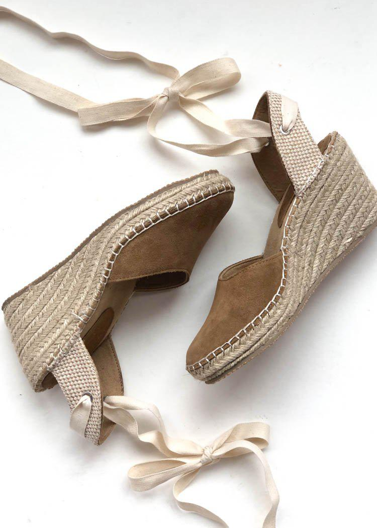 Matisse Firefly Espadrille Wedge-Hand In Pocket
