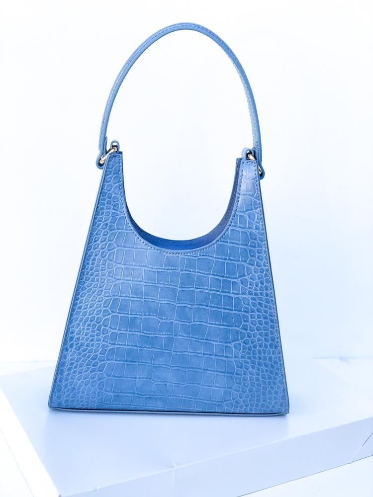 Urban Expressions Gigi Croc Mini Bag-***FINAL SALE***-Hand In Pocket