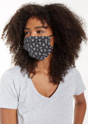 Z Supply Nice Mask 4 Pack ***FINAL SALE***-Hand In Pocket