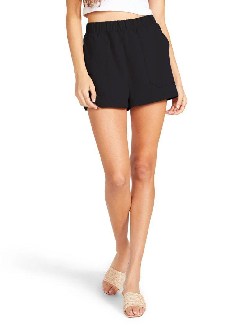 BB Dakota Here Today Short-Black-***PREORDER***-Hand In Pocket